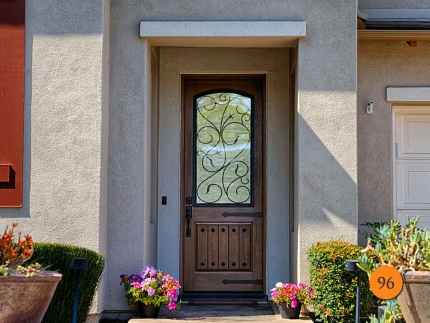 96-wrought-iron-doors-thermatru-rustic-8-foot-exterior-door-36x96-coto-de-caza-regan