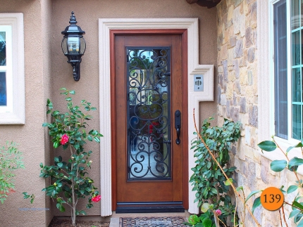 139-rustic-32x80-fiberglass-front-entry-door-full-lite-wrought-iron-grille-orange-ca-brandom