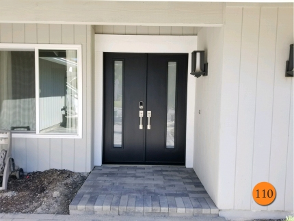 110-contemporary-60x80-therma-tru-fiberglass-double-entry-door-satin-etch-privacy-glass-smooth-skin-factory-painted-inkwell-installed-in-santa-ana-ca