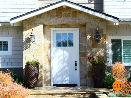 111-front-entry-door-craftsman-single-42x96-42-inch-wide-8-foot-tall-fiberglass-therma-tru-cca87600-fir-painted-classic-white-6-lite-r