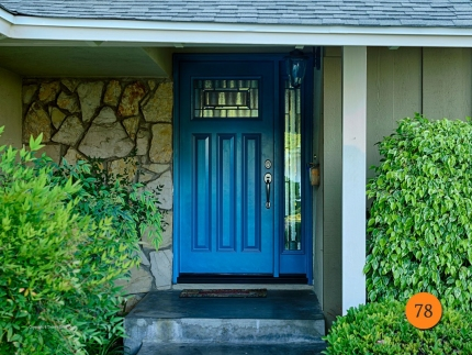 78-front-entry-door-craftsman-single-36x80-36-inch-wide-1-sidelights-fiberglass-plastpro-drs6c-smooth-painted-morro-bay-blue-solstice-