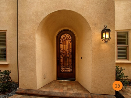 25-wrought-iron-doors-rustic-style-arched-top-single-8ft-entry-door-san-juan-capistrano-ferns