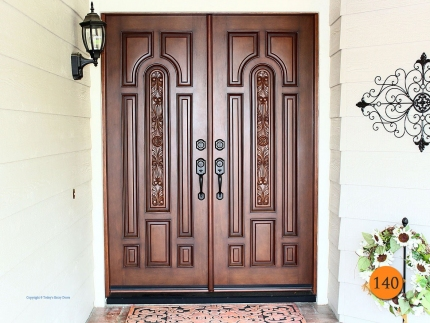 140-traditional-style-5-foot-wide-fiberglass-double-doors-mahogany-custom-carving-chino-hills-ca-shaw
