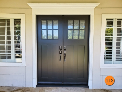 118-craftsman-60x80-jeld-wen-aurora-a362-fiberglass-double-entry-door-6-lite-sdl-with-rain-privacy-glass-mahogany-grain-factory-painted-tricorn-black-in-rancho-cucamonga-ca