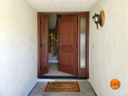 144-therma-tru-fiberglass-entry-door-system-with-operable-sidelight-chord-privacy-glass-mahogany-grain-factory-stained-mulberry-installed-in-anaheim-ca