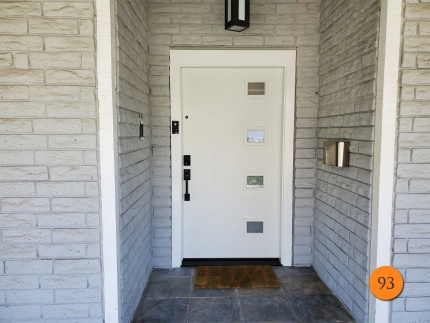 93-modern-therma-tru-42x80-fiberglass-entry-door-model-s4rxe-ff-satin-etch-privacy-glass-smooth-skin-factory-painted-classic-white-installed-in-costa-mesa-ca