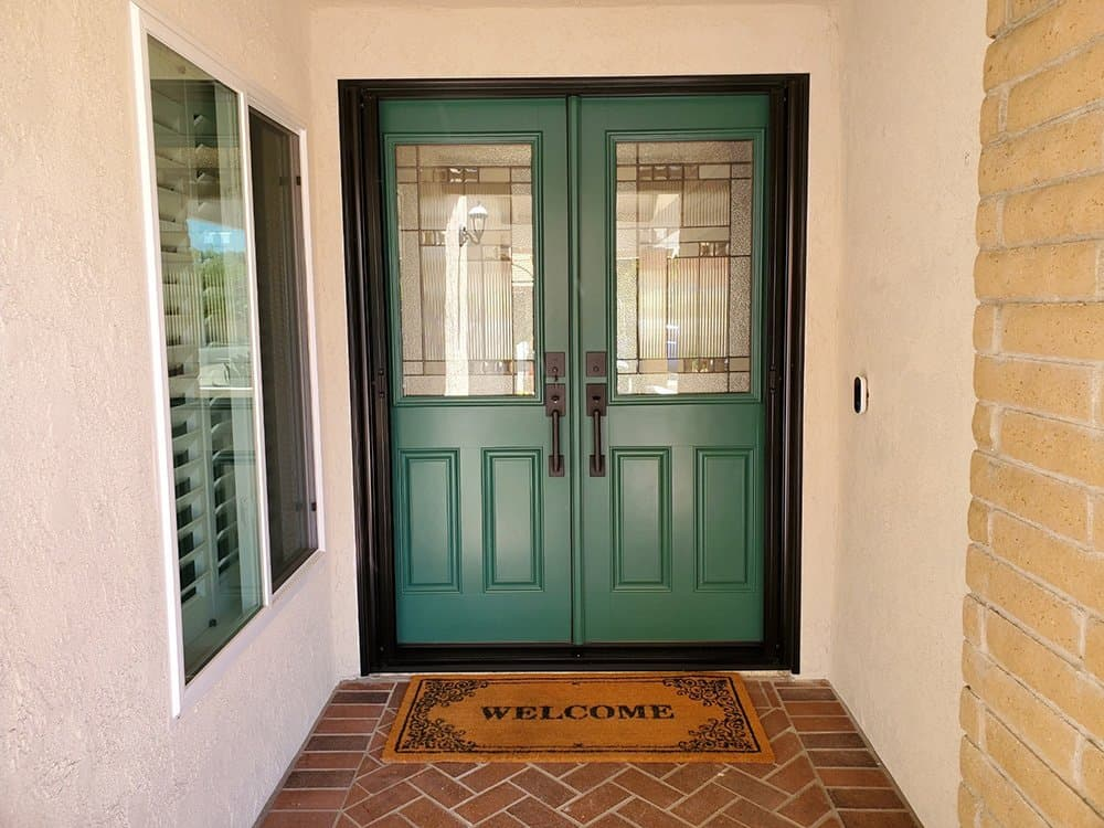 Dutch Doors Are Popular Choice In California