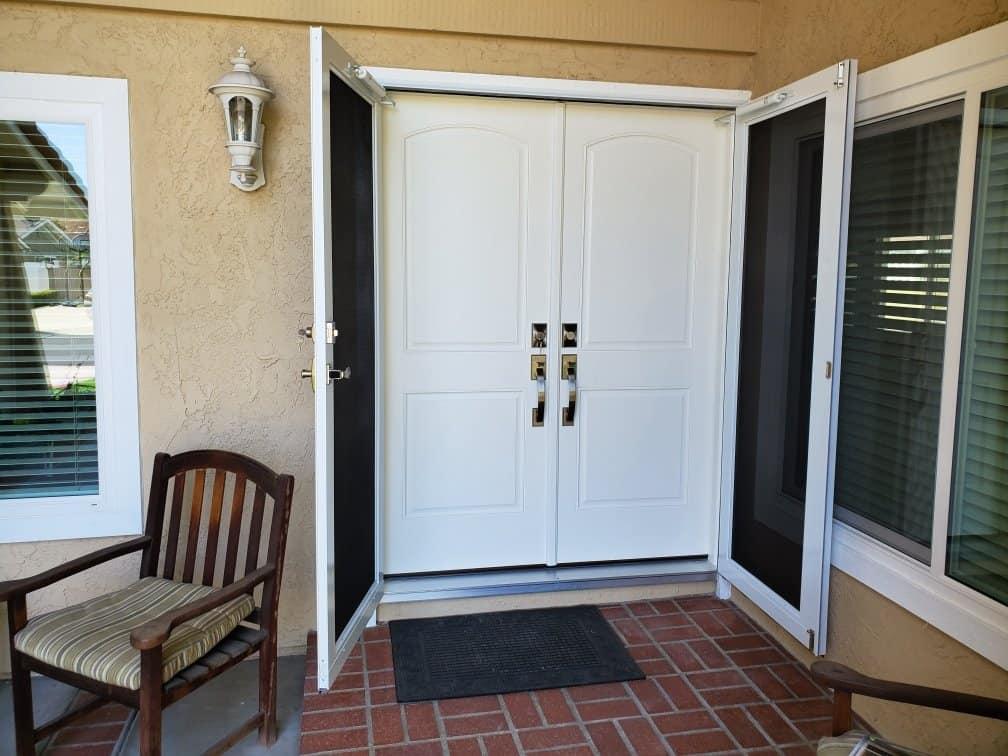 Screen Door Installation in Orange County