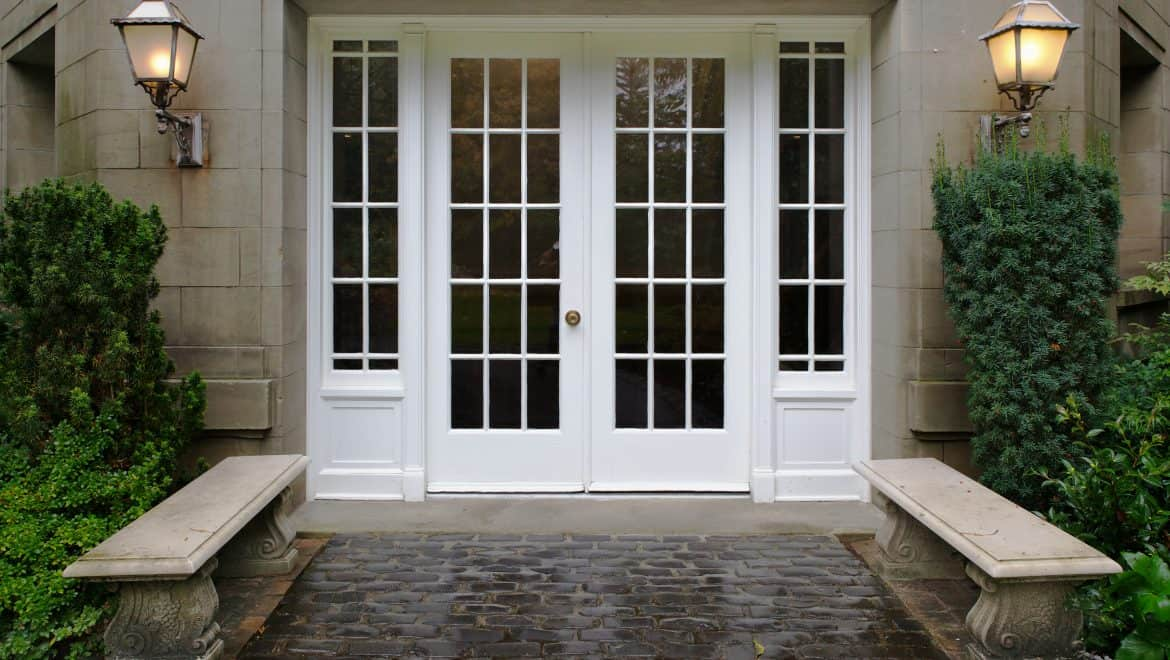 New Entry Doors With Windows in Orange County