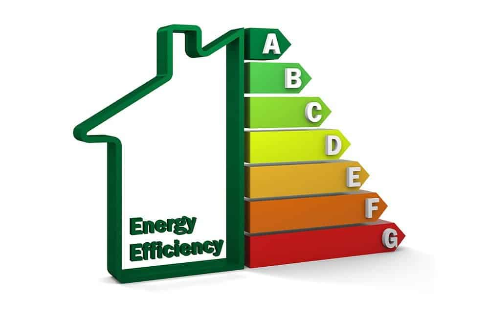 Energy efficiency rating certification system