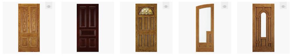 benefits of factory treated doors